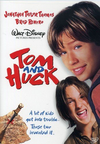 Tom and Huck DVD ONLY $2.06 Sh...