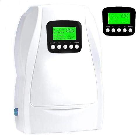 LQ Portátil de ozono del esterilizador del generador Activo purificador de Aire de purificación de Agua de Frutas ...