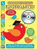 Modern Giant Basic Skills Kindergarten Workbook, Modern Publishing, 076662014X