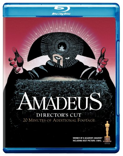 Amadeus: Director's Cut [Blu-ray] by Warner Manufacturing