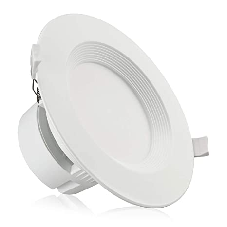 Marvelous Amazon Com Torchstar 6 Led Recessed Downlight With Junction Box Wiring Cloud Pendufoxcilixyz