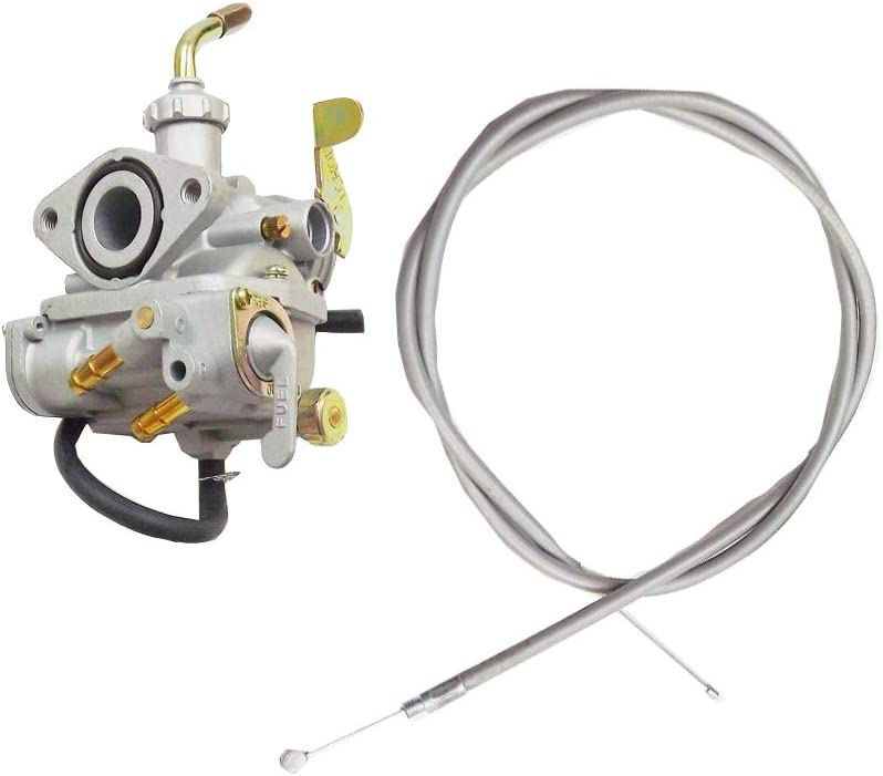 NEW Carburetor Carb Throttle Cable For Honda CT70 CT70H 1969-1977