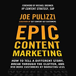 Epic Content Marketing Hörbuch
