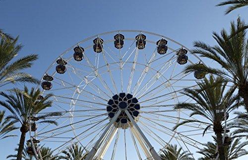 Irvine, CA Photo - Ferris wheel at Irvine Spectrum Center, a shopping center located in Orange County, California - Carol - Ca Shopping Irvine