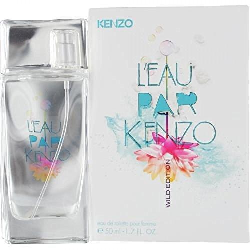 L'eau Par Kenzo Wild Edition Pour Femme by Kenzo 1.7 oz Eau de Toilette Spray - Femme Deodorant Perfume