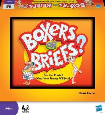 Boxers or Briefs? (2000 Brief)