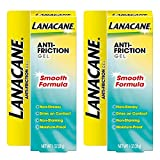 Lanacane, Anti-Chafing Gel, Anti-Friction Formula Soothes & Prevents Chafing, 2 x 28 g, Total 56 Grams
