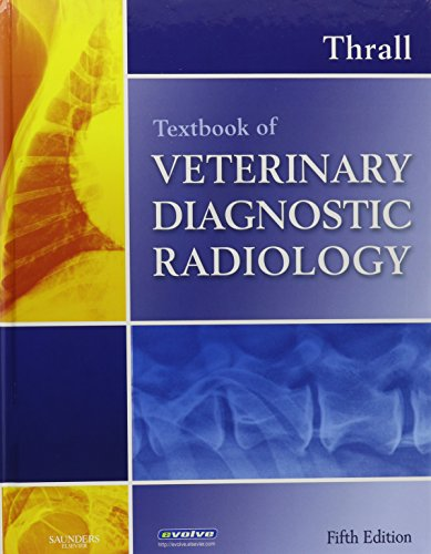 Textbook of Veterinary Diagnostic Radiology - Text and VETERINARY CONSULT Package, 5e