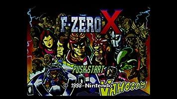 N64 F-Zero X - Wii U [Digital Code]
