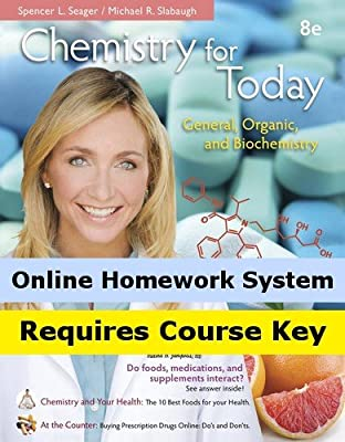 OWLv2 for Seager/Slabaugh's Chemistry for Today: General, Organic, and Biochemistry, 8th Edition