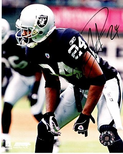 8f306c4af Charles Woodson Autographed Photo - 8x10 inch Guaranteed to pass or JSA -  PSA/DNA