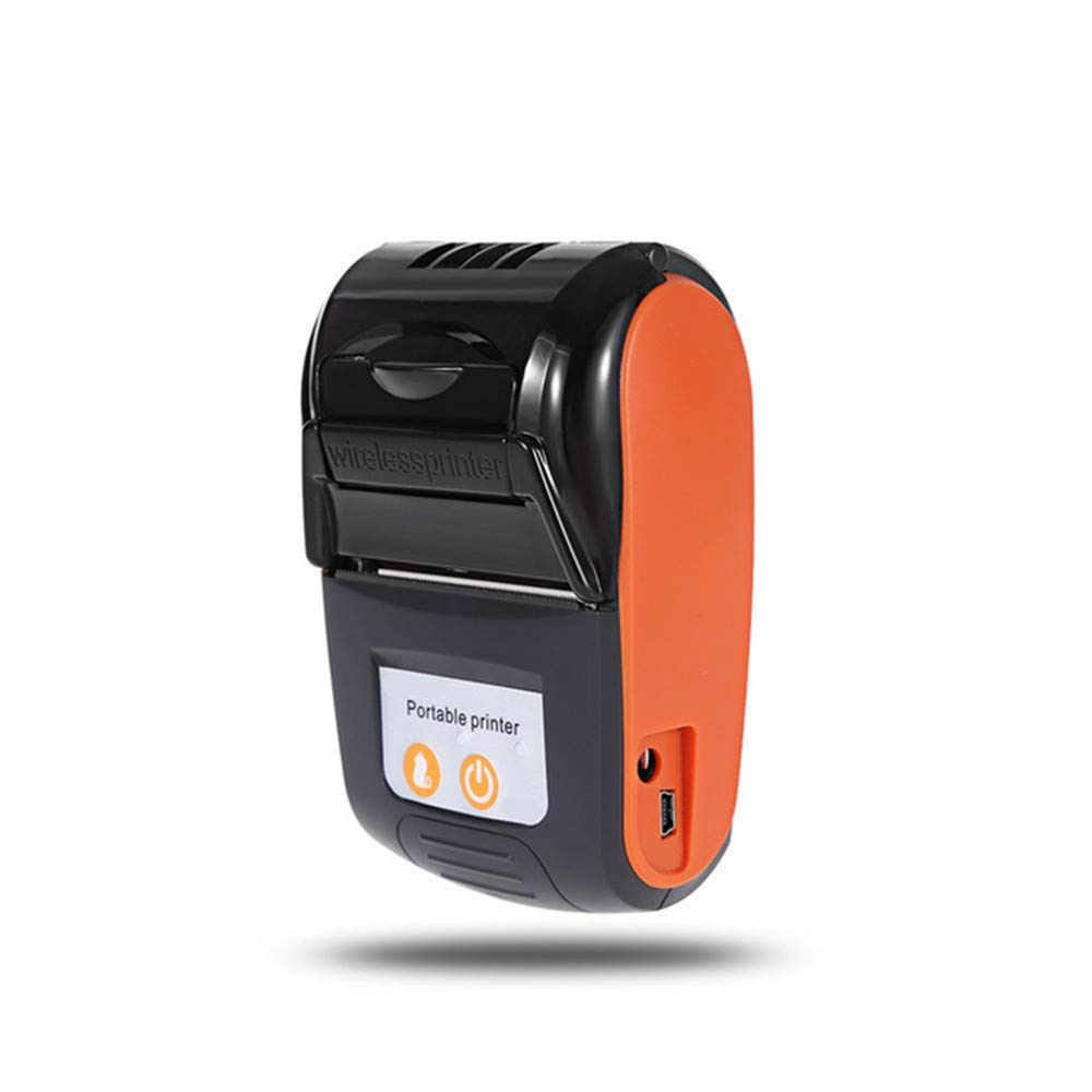 mit Bluetooth JEPOD JP-5805LYA Mini-Thermobelegdrucker f/ür Parktickets 58 mm