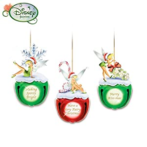 Amazoncom Disney Tinker Bells Holiday Jingling Christmas
