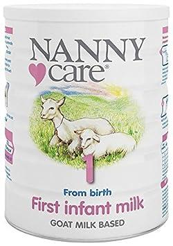 Nannycare Nanny Goat Milk Infant Nutrition 900 G 81772