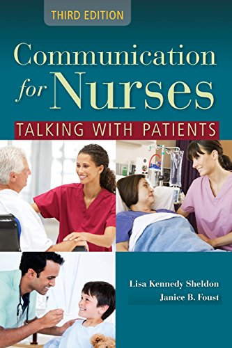 Communication for Nurses: Talking with Patients by Brand: Jones Bartlett Learning
