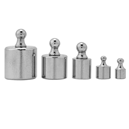 Scale Calibration Weights >> Calibration Weights Scale Calibration Weight Kit 1g 2g 5g