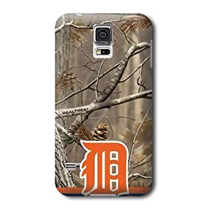 MLB Detroit Tigers Samsung Hard Case Covers,Durable Design Protector For Samsung Galaxy S5