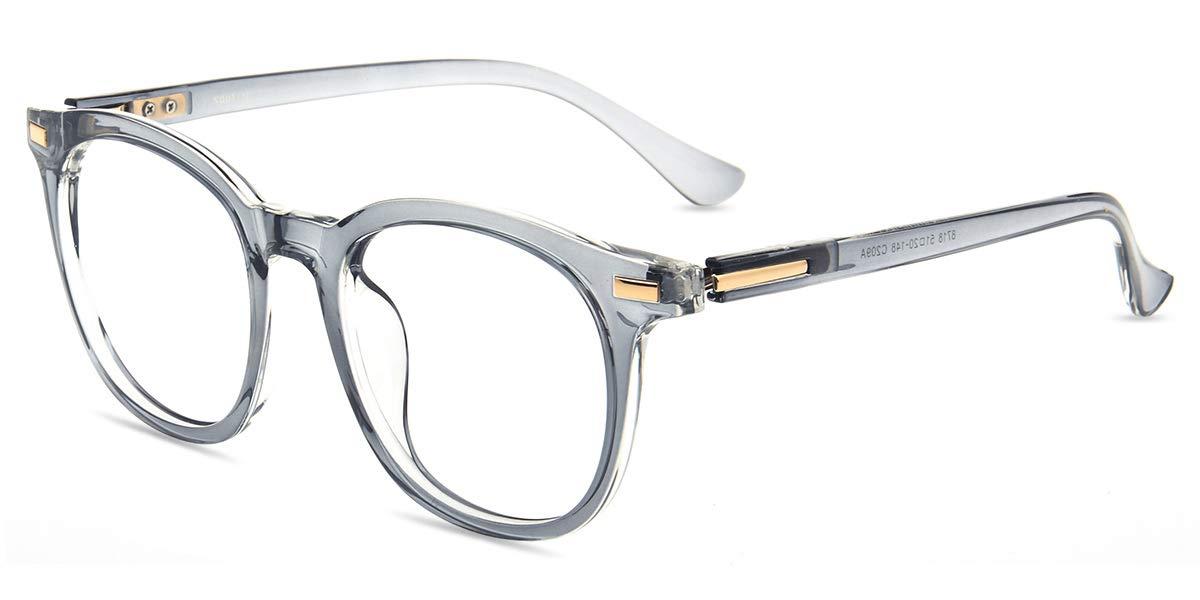 Firmoo-Blue-Light-Blocking-Glasses-Filter-UV-Glare-Retro-Round-Ultra-Lightweight-Computer-Game-Glasses-for-Men-Women