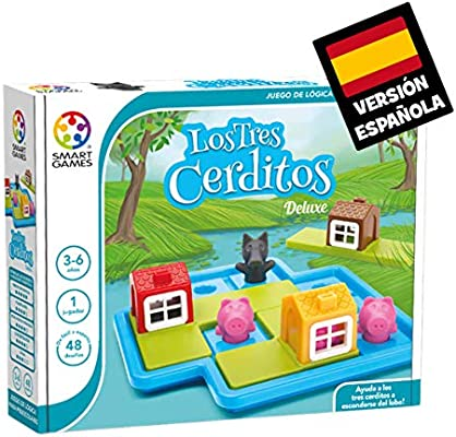 Smart Games-SG023ES Juego, Miscelanea (Lúdilo SG023ES): Amazon.es ...