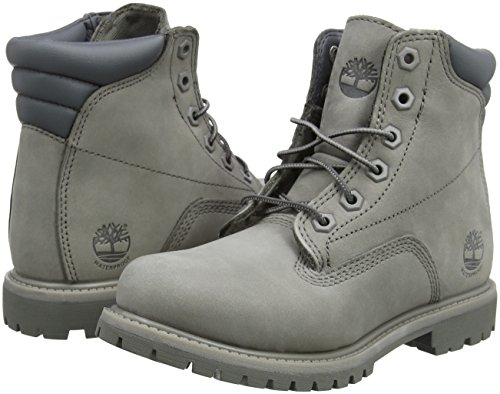 Timberland Waterville Basic 6 Bottes Inch Grey Waterproof Femme steeple Gris cpcTy6KA