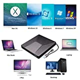 External Bluray DVD Drive, MthsTec USB 3.0 and