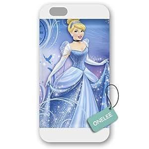 For Samsung Glass S4 Cover over - Diy Disney Cinderella Princess Art Design TPU Case Cover For Samsung Glass S4 Cover - Black 07