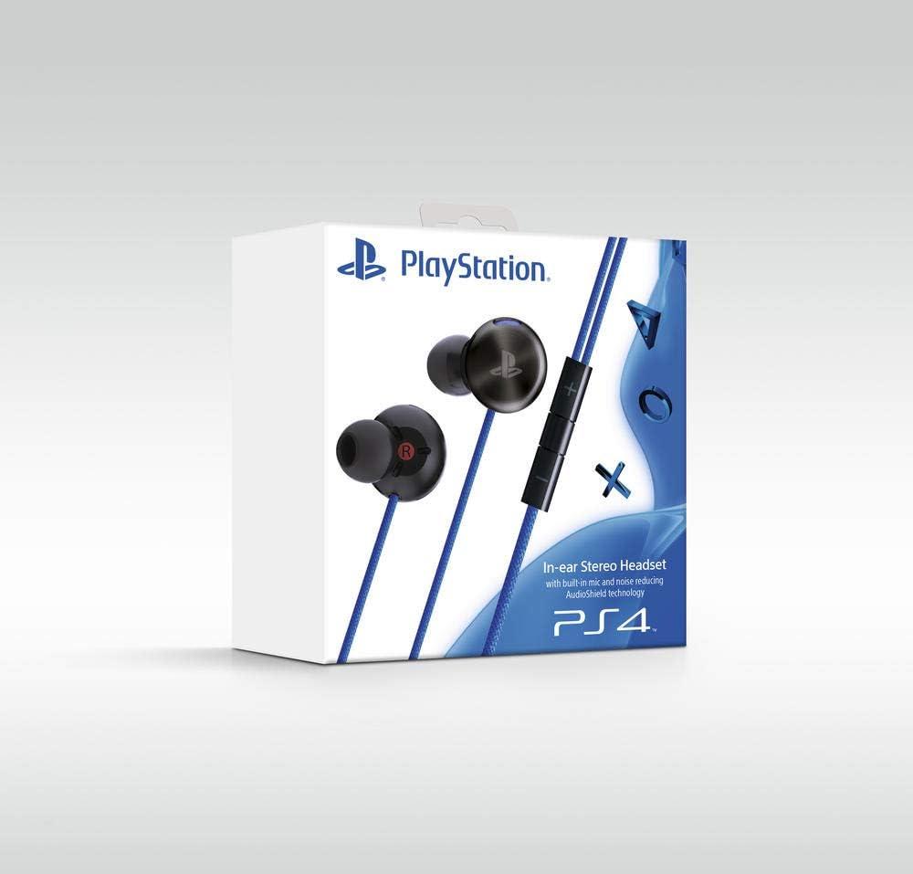Sony - Auriculares Estéreo (PlayStation 4): Amazon.es: Videojuegos