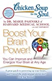 Chicken Soup for the Soul: Boost Your Brain Power! will encourage readers to maximize their brain power, no matter what their age or medical condition, with its inspiring stories and helpful medical information.Who doesn't want to be smarter, think f...