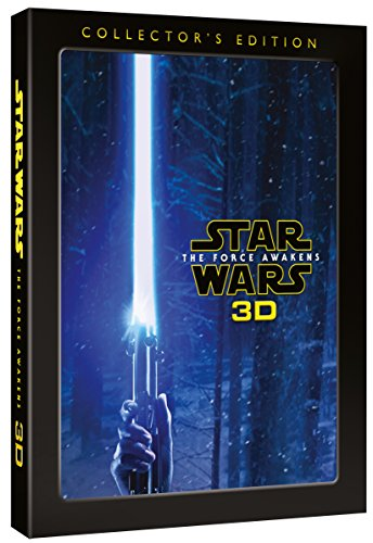 Star Wars: The Force Awakens Collector's Edition [Blu-ray 3D] [Region -