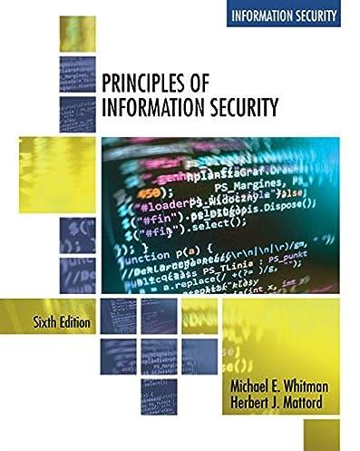 amazon com principles of information security mindtap course list rh amazon com Network Market Size Network Security Architecture Diagram