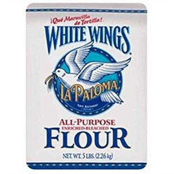 Amazoncom White Wings All Purpose Enriched Bleached Flour 5