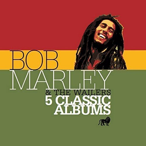 5 Classic Albums (Bob Marley And The Wailers Box Set)