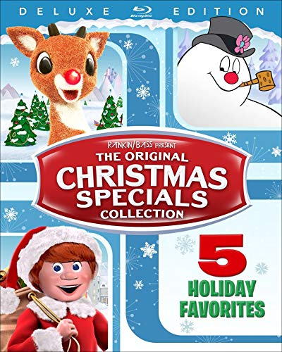(The Original Christmas Specials Collection [Blu-ray])