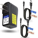 T POWER (5v) 6 Feet Ac Dc Adapter Charger Compatible with Fugoo
