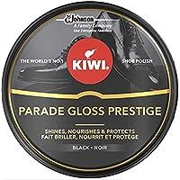 KIWI 50ML PARADE BLACK BOOT GLOSS POLISH ARMY/MILITARY by OV