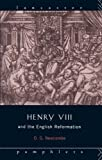 img - for Henry VIII and the English Reformation (Lancaster Pamphlets) book / textbook / text book
