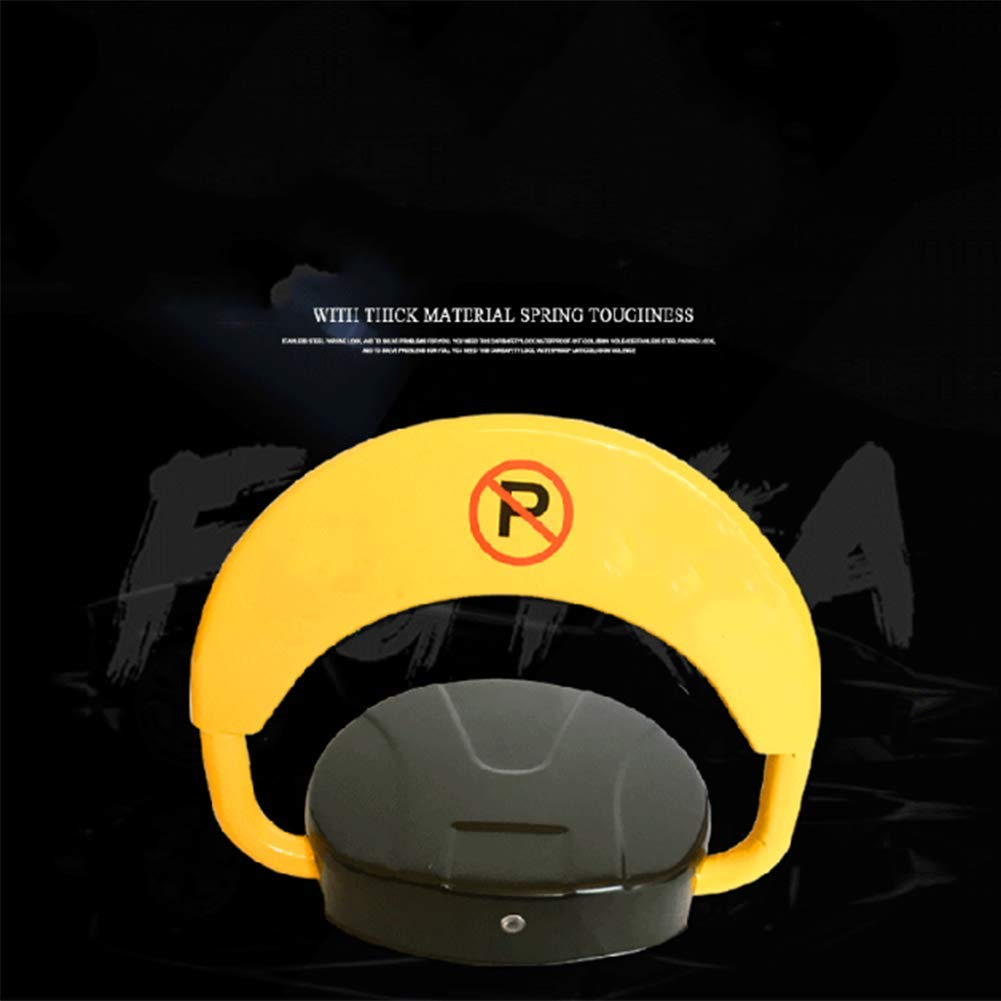 Remote Control Parking Space Saver Lock Car Park Driveway Automatic Barrier Alarmed Smartphone APP Bluetooth Induction by ZQYR Parking# (Image #7)