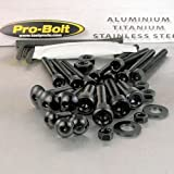 Aluminium Workshop Kit 25 Piece Black