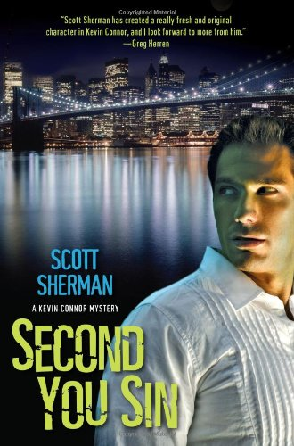 Second You Sin (Kevin Connor Mysteries)