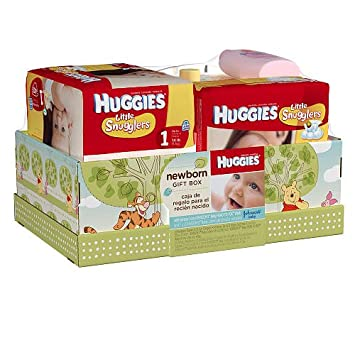 Amazon.com: Huggies Newborn Gift Set: Health & Personal Care