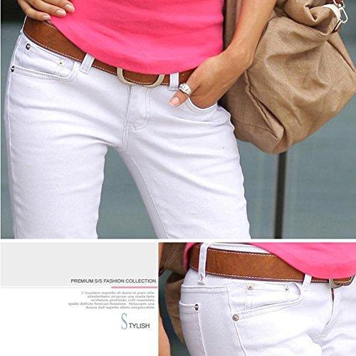 LOBZON - Pantalón - para mujer blanco