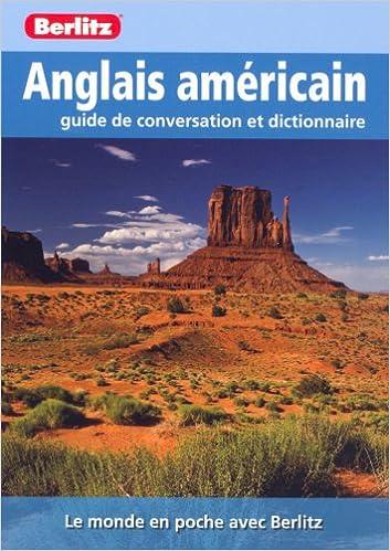 Lire un Anglais américain, guide de conversation et dictionnaire pdf, epub