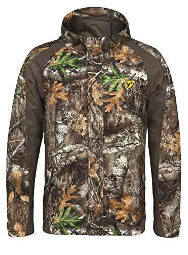 Scent Blocker Drencher Men's Hooded Hunting Rain Jacket