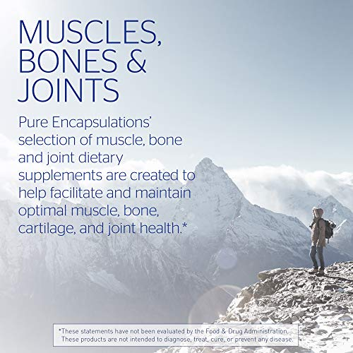 Pure Encapsulations - Chondroitin Sulfate (Bovine) - Hypoallergenic Support for Healthy Cartilage and Joints* - 180 Capsules by Pure Encapsulations (Image #4)