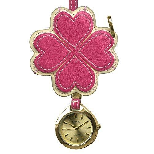 dakota-moxie-pink-heart-hanging-charm-clock