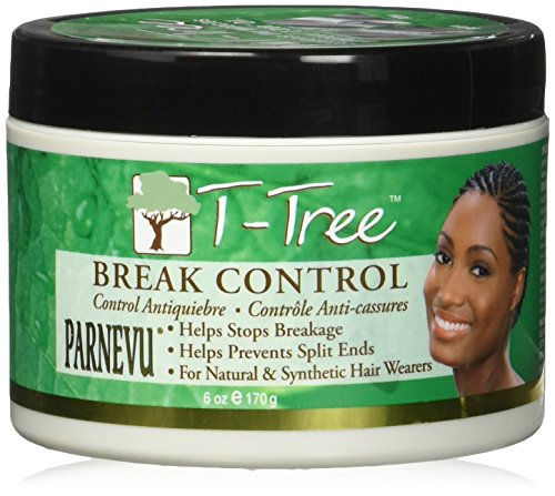 Parnevu T-Tree Break Control, 6 Ounce