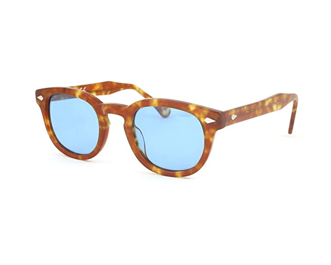 X-LAB Gafas de sol 8004 estilo moscot lentes polarizadas ...