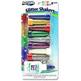 ArtSkills Classic Glitter Shakers, Arts and Crafts Supplies, Ultra-Fine Craft Glitter, .19oz each, Assorted Colors, 8-Count, Non-Toxic