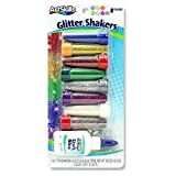 ArtSkills Glitter Shakers Ultra-Fine .19ounce 8/Pkg Assorted Colors