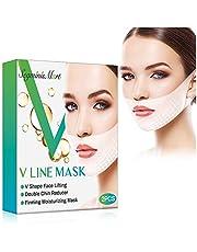 V lifting Masque,Double Chin Réducteur,masque de levage en V pour masque de levage à double couche intense